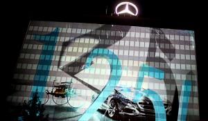 Mercedes Benz 125 Jahr Feier