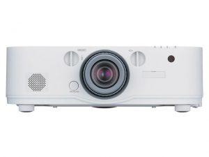 PA522U-ProjectorViewFront