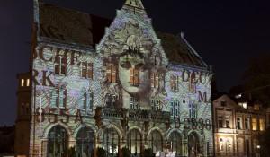 Lichtungen – Lichtkunstfestival