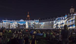 Schlosslichtspiele // Karlsruhe // 2017
